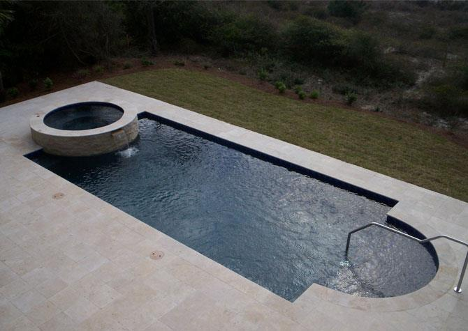 1000 images about outside inside green things on pinterest for Year round pool residential